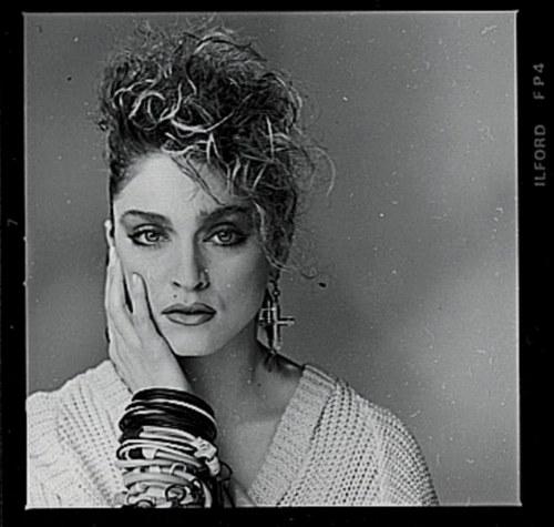 1983- Madonna par Eric Watson Outtakes