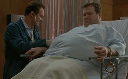 Nip/Tuck wallpaper titled 6x10 Wesley Clovis - Promo Photos