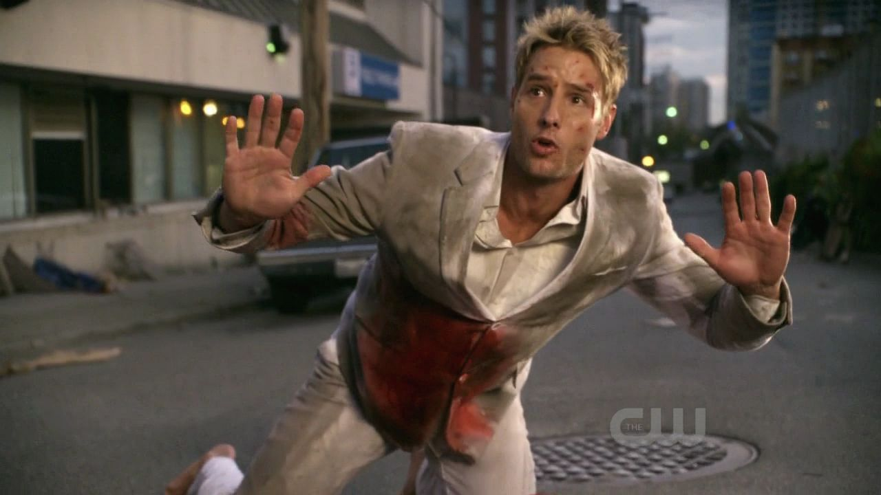 Justin Hartley Brothers And Sisters >> 9x05 Roulette