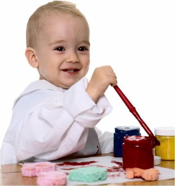 A Young Artist :)