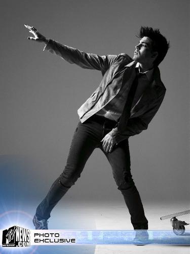 Adam B&W Photoshoot 2010