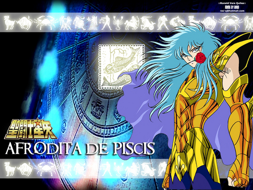 Afrodita the Piscis