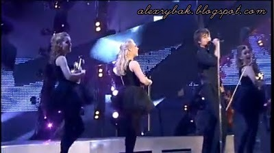 Alex at the ESC in Finland