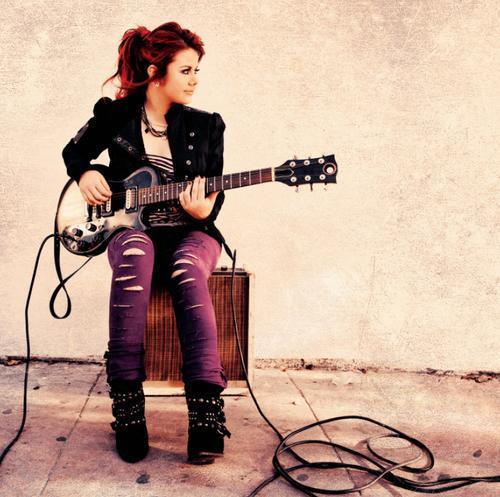 Allison Album Photoshoot