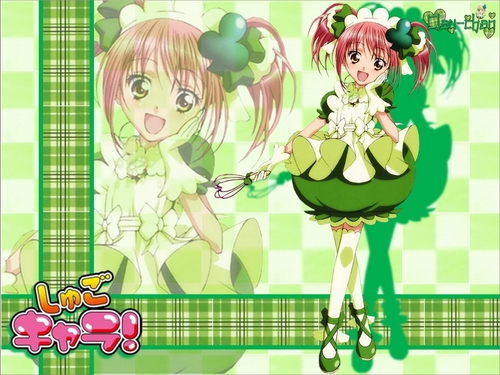 Shugo Chara wallpaper called Amulet Clover