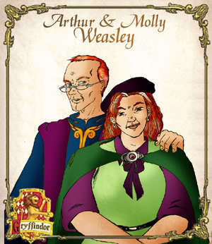 Arthur and Molly