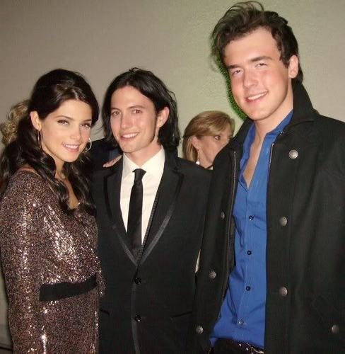 Jackson Rathbone & Ashley Greene 바탕화면 entitled Ashley & Jackson