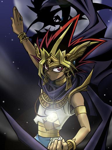 Yugi/Atem immagini