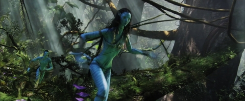 Avatar wallpaper entitled Avatar Trailer #2 HD Screencaps