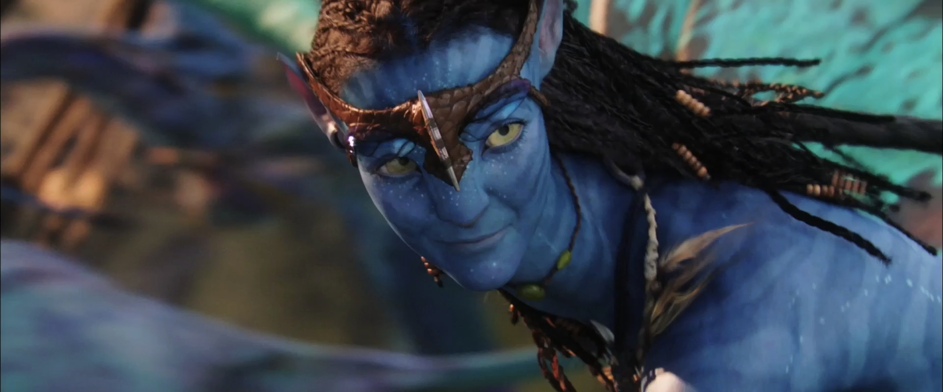 Avatar Trailer #2 HD Screencaps