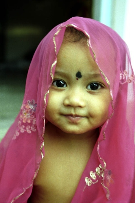 Beautiful Indian Babies