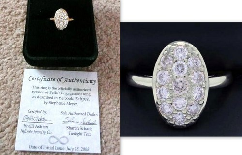 Bella's Engagement Ring