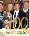 Bones 100th  - temperance-brennan photo
