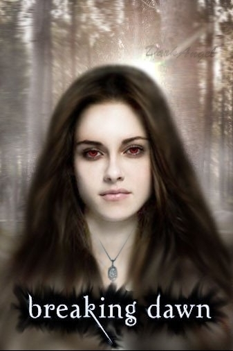 Breaking Dawn - twilight-series fan art