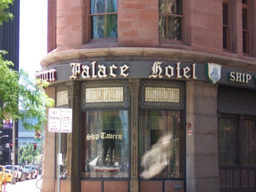 Brown Palace Ghost