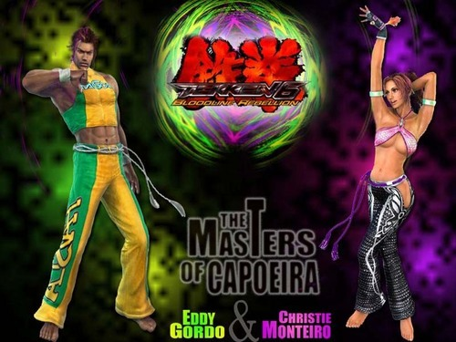 Tekken wallpaper titled Capoeira Masters