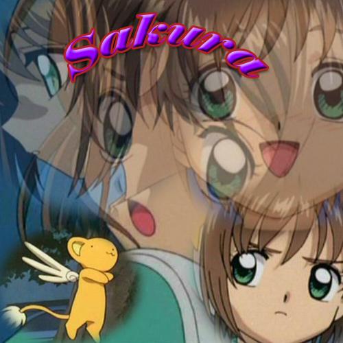 Cardcaptor Characters- Sakura Avalon