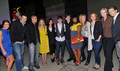 Cast at Fox Premiere of Glee - glee photo