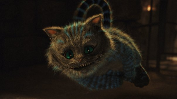 Cheshire Cat (sorry if mispelled)