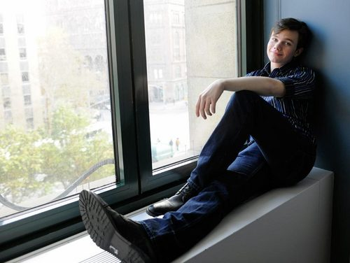 Chris Colfer! ^^