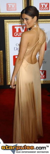 Cote on the Red Carpet!