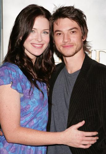 Craig Honer and Bridget Regan