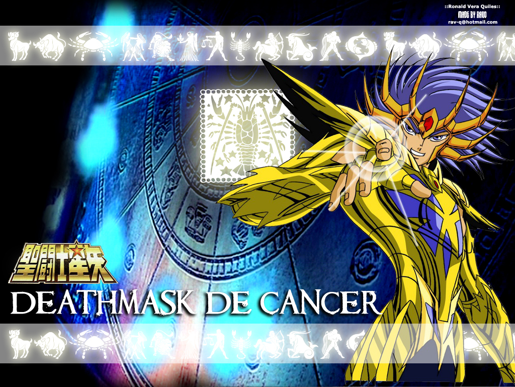 Deathmask the Cancer