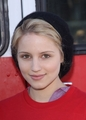 Dianna @ Red Cross 'Run 4 Haiti'