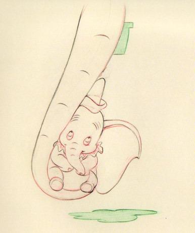 Dumbo Sketch