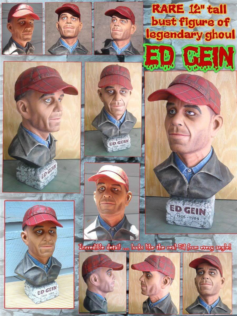 Ed Gein Serial Killer