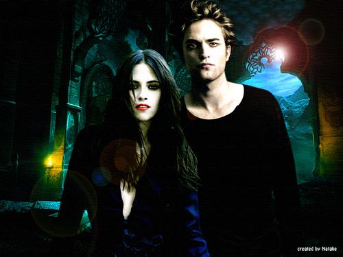 Edward & Bella - Breaking Dawn