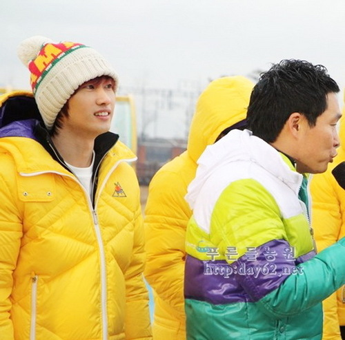 EunHyuk on Dream Team