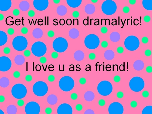 For dramalyric