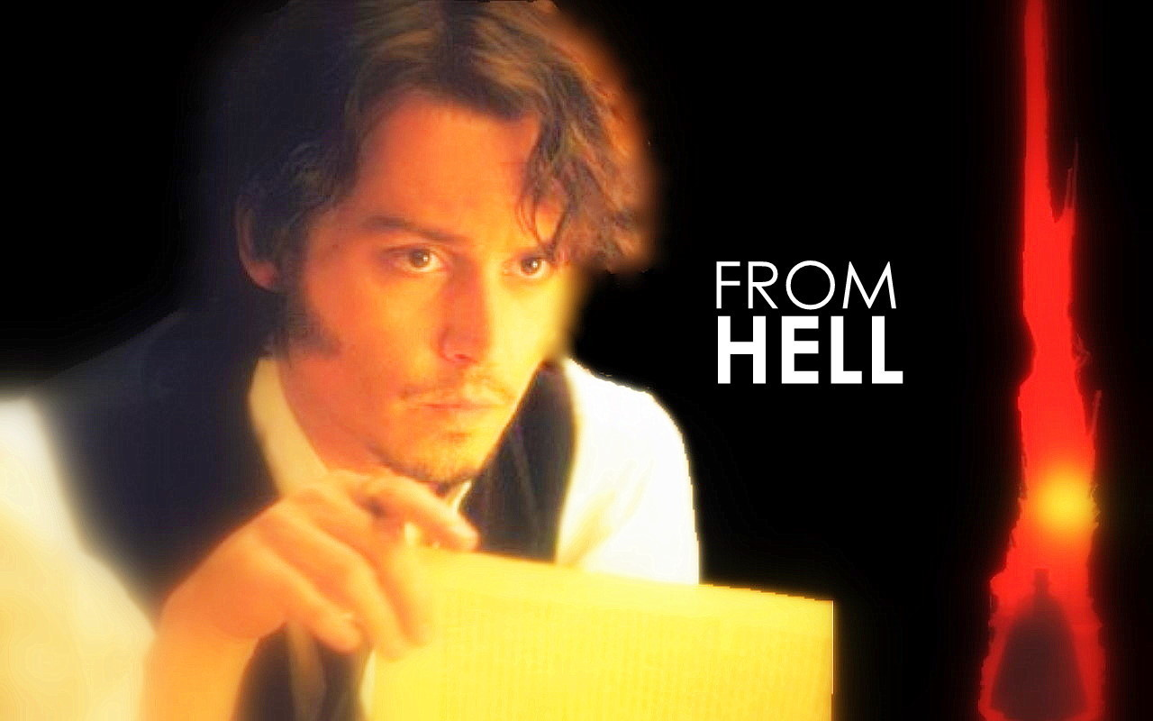 an analysis of from hell a movie based on the story of jack the ripper The ripper in a movie entitled from hell,  this film is based on a true story of jack the ripper,  chapter 3 psychopathic and madness analysis of.