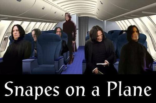 Funny Snape :)