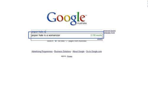 谷歌 搜索 xD