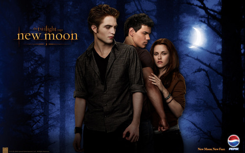 HQ PEPSI Italy New Moon wallpaper EXCLUSIVE
