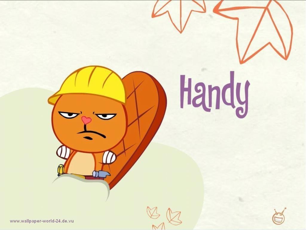 Anexo:Personajes de Happy Tree Friends