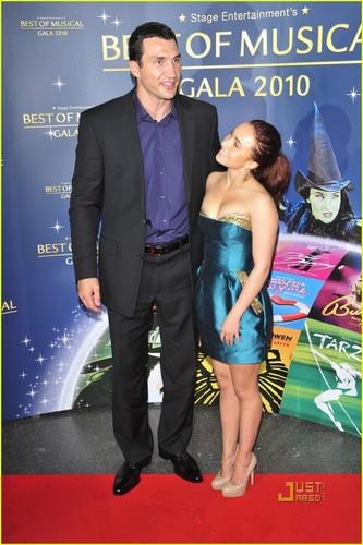 Hayden @ Best of Musical Gala 2010