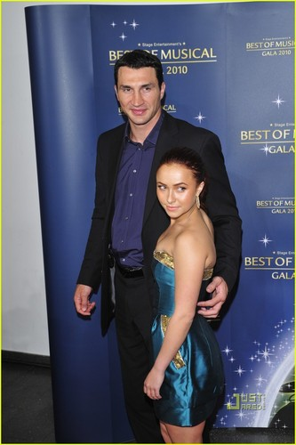 Hayden @ Best of Musical Gala 2010