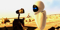 Holding Hands - wall-e photo