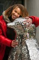 Hollyoaks cast support Liverpool penguin auction