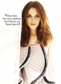Instyle UK March 2010 : Leighton Meester [Magazine scan HQ] - gossip-girl photo