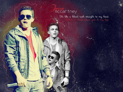 Jesse McCartney wallpaper entitled Jesse