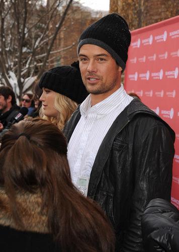 Josh @ 2010 Sundance Film Festival