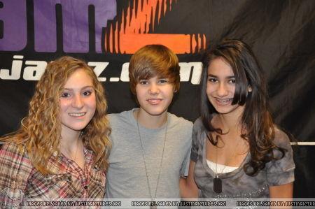 Justin Bieber 2009 > December 4th - 101.5 JamZ All Access