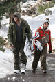 Kellan Lutz Goes Snowboarding - twilight-series photo