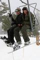 Kellan Lutz Goes Snowboarding - twilight-series photo