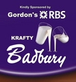 Krafty Badbury 6 - cadbury photo