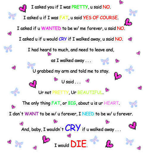 Cinta Poems;)